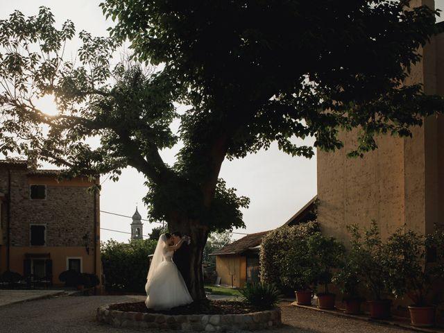 Il matrimonio di Andrea e Sara a Lazise, Verona 12
