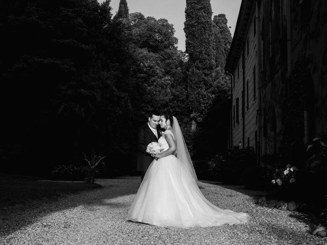Il matrimonio di Andrea e Sara a Lazise, Verona 13