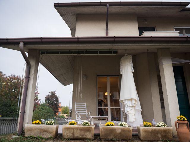 Il matrimonio di Marco e Carolina a Casalpusterlengo, Lodi 5