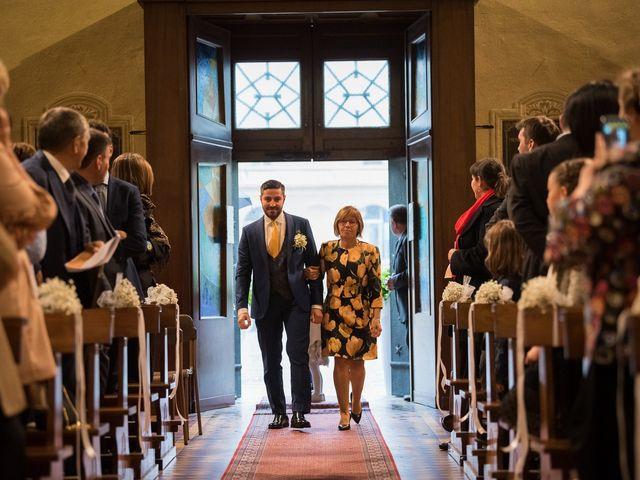 Il matrimonio di Marco e Carolina a Casalpusterlengo, Lodi 9