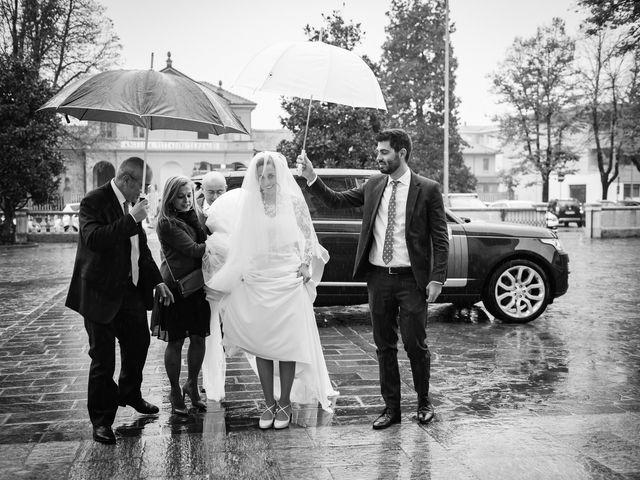 Il matrimonio di Marco e Carolina a Casalpusterlengo, Lodi 10