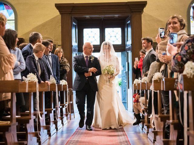 Il matrimonio di Marco e Carolina a Casalpusterlengo, Lodi 11