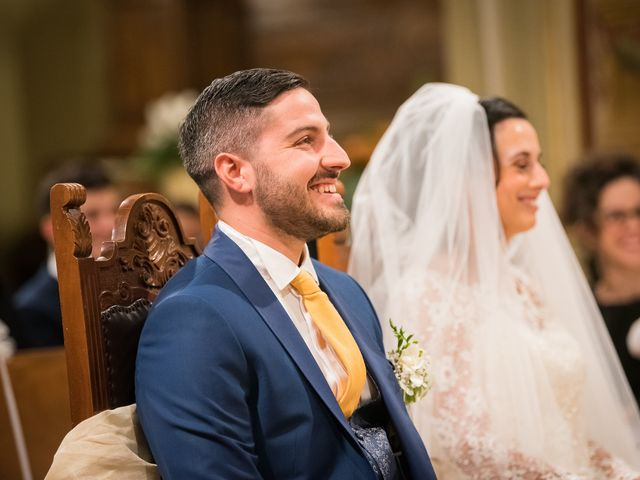 Il matrimonio di Marco e Carolina a Casalpusterlengo, Lodi 12