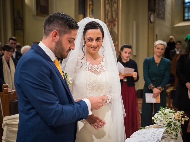 Il matrimonio di Marco e Carolina a Casalpusterlengo, Lodi 13