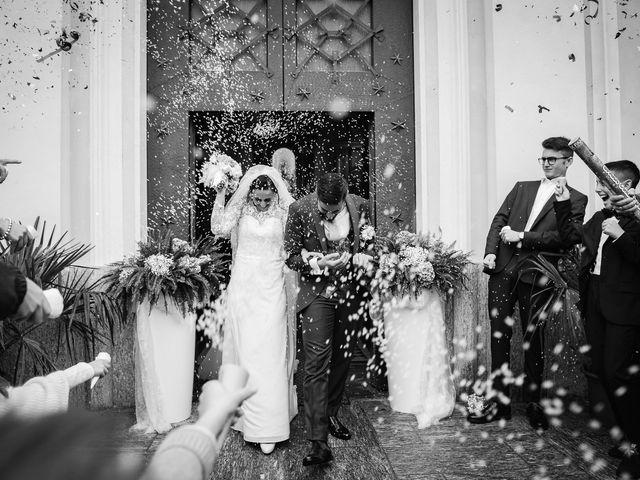 Il matrimonio di Marco e Carolina a Casalpusterlengo, Lodi 14