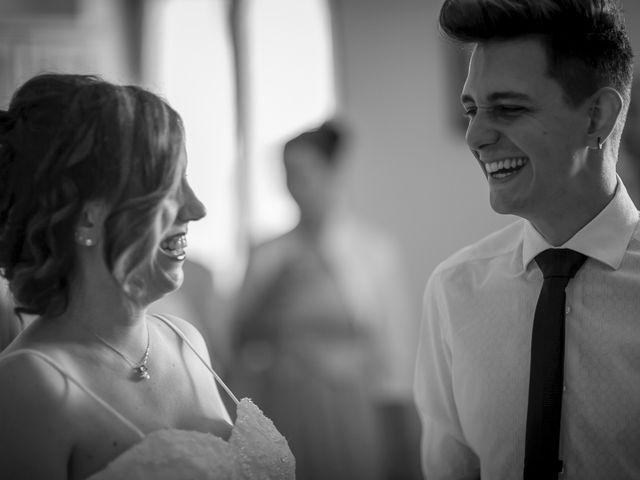 Il matrimonio di Gabriele e Chiara a Cerretto Langhe, Cuneo 18