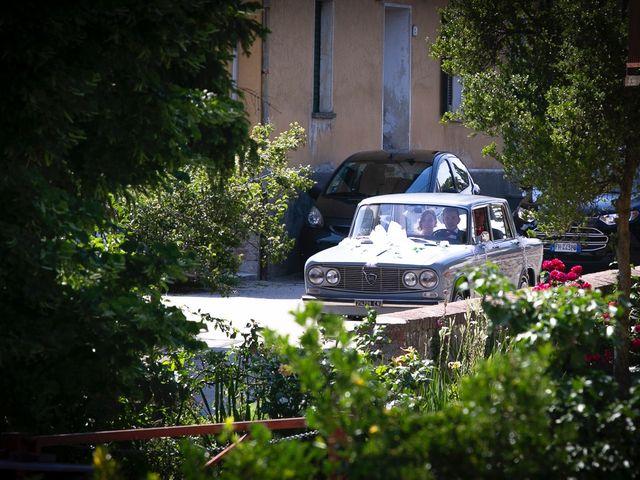 Il matrimonio di Gabriele e Chiara a Cerretto Langhe, Cuneo 21
