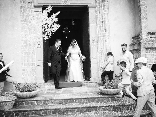 Il matrimonio di Gabriele e Chiara a Cerretto Langhe, Cuneo 25
