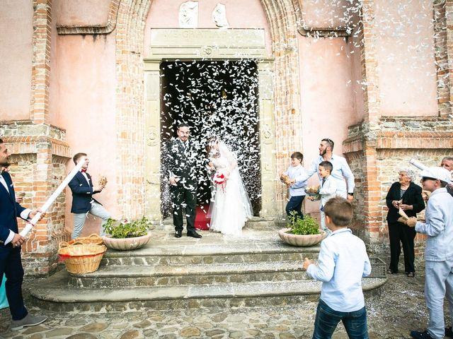 Il matrimonio di Gabriele e Chiara a Cerretto Langhe, Cuneo 26