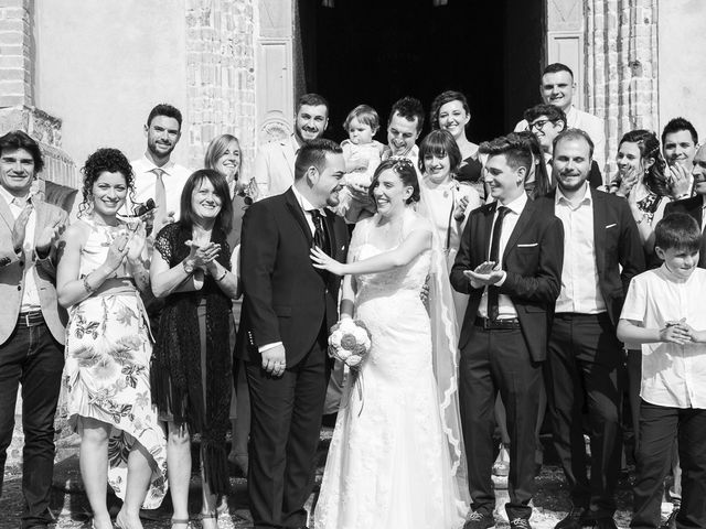 Il matrimonio di Gabriele e Chiara a Cerretto Langhe, Cuneo 27