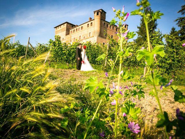 Il matrimonio di Gabriele e Chiara a Cerretto Langhe, Cuneo 30