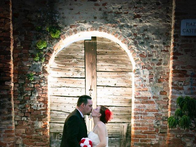 Il matrimonio di Gabriele e Chiara a Cerretto Langhe, Cuneo 32