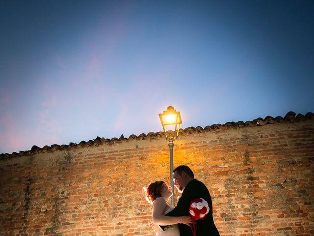 Il matrimonio di Gabriele e Chiara a Cerretto Langhe, Cuneo 35