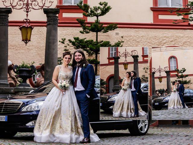 Il matrimonio di Valentin e Viviana a Napoli, Napoli 11