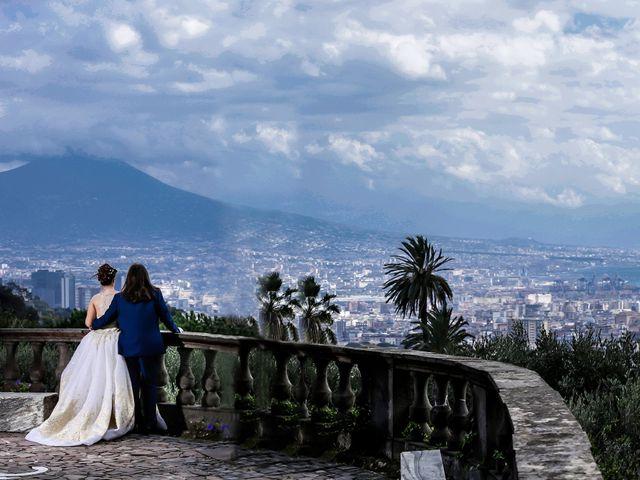 Il matrimonio di Valentin e Viviana a Napoli, Napoli 17