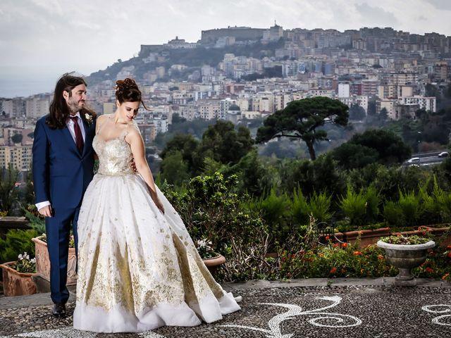 Il matrimonio di Valentin e Viviana a Napoli, Napoli 20