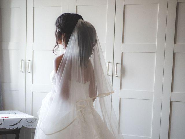 Il matrimonio di Alberto e Virginia a Imbersago, Lecco 26