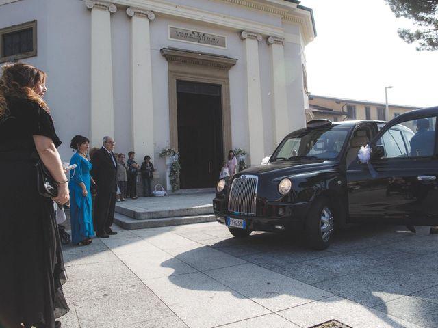 Il matrimonio di Alberto e Virginia a Imbersago, Lecco 27