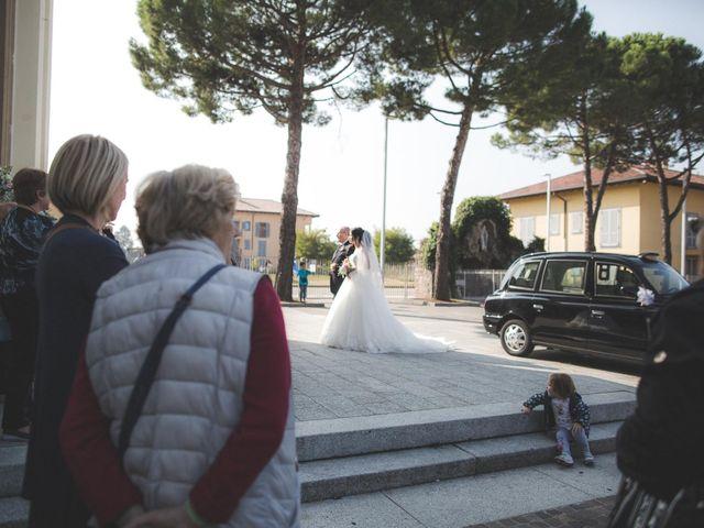 Il matrimonio di Alberto e Virginia a Imbersago, Lecco 29