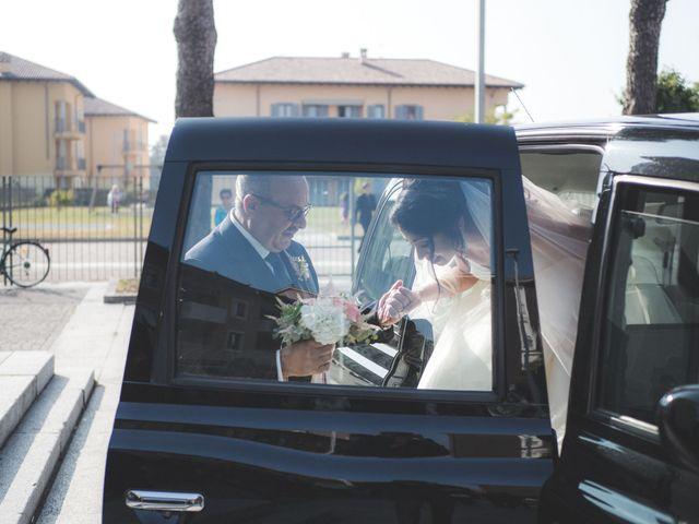 Il matrimonio di Alberto e Virginia a Imbersago, Lecco 30