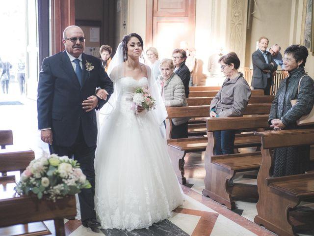 Il matrimonio di Alberto e Virginia a Imbersago, Lecco 31