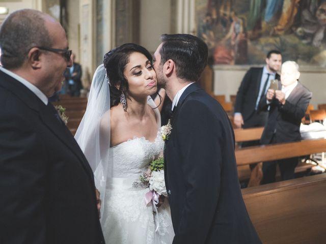 Il matrimonio di Alberto e Virginia a Imbersago, Lecco 32