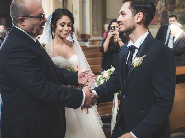 Il matrimonio di Alberto e Virginia a Imbersago, Lecco 33