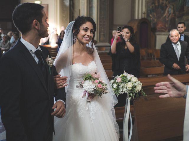 Il matrimonio di Alberto e Virginia a Imbersago, Lecco 34