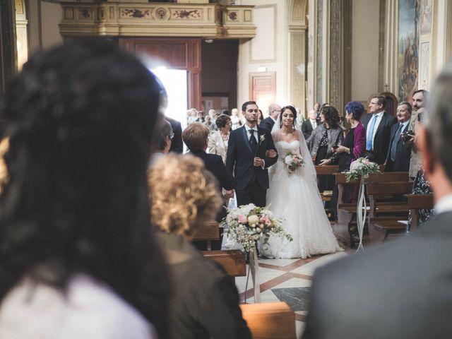Il matrimonio di Alberto e Virginia a Imbersago, Lecco 35
