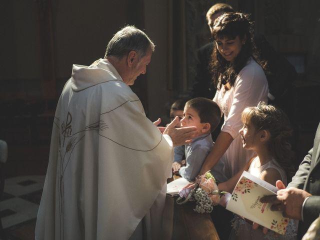 Il matrimonio di Alberto e Virginia a Imbersago, Lecco 45