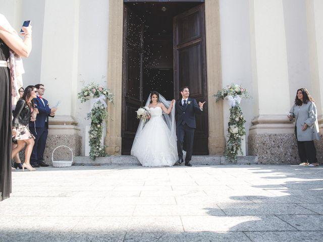 Il matrimonio di Alberto e Virginia a Imbersago, Lecco 58