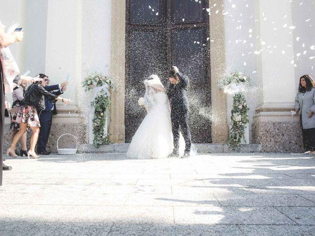 Il matrimonio di Alberto e Virginia a Imbersago, Lecco 59