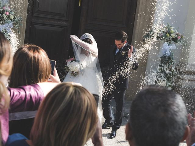Il matrimonio di Alberto e Virginia a Imbersago, Lecco 61