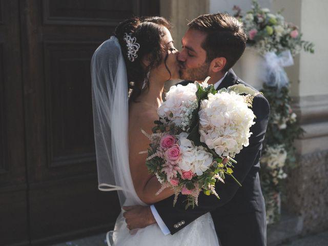 Il matrimonio di Alberto e Virginia a Imbersago, Lecco 63