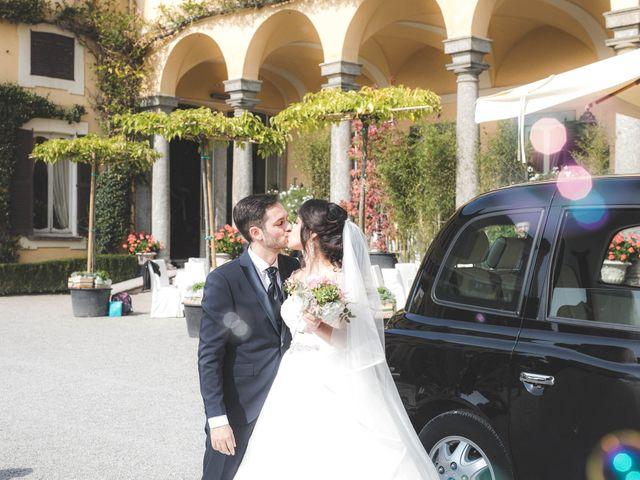 Il matrimonio di Alberto e Virginia a Imbersago, Lecco 68