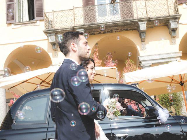 Il matrimonio di Alberto e Virginia a Imbersago, Lecco 69