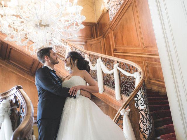 Il matrimonio di Alberto e Virginia a Imbersago, Lecco 88