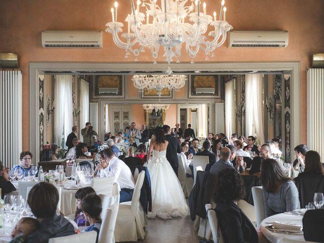 Il matrimonio di Alberto e Virginia a Imbersago, Lecco 90