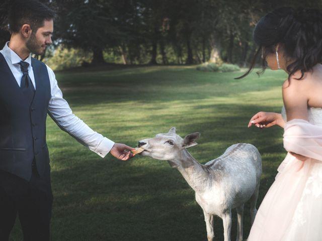Il matrimonio di Alberto e Virginia a Imbersago, Lecco 94