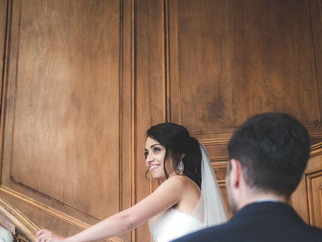 Il matrimonio di Alberto e Virginia a Imbersago, Lecco 96