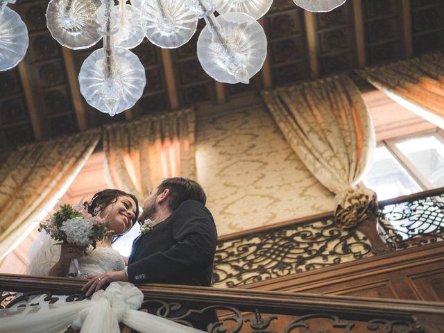 Il matrimonio di Alberto e Virginia a Imbersago, Lecco 97