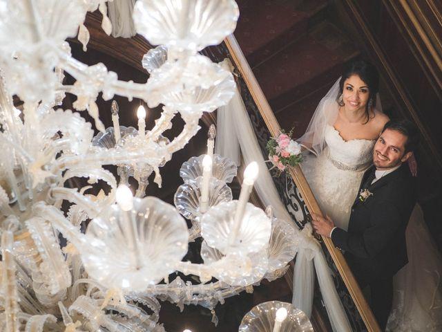 Il matrimonio di Alberto e Virginia a Imbersago, Lecco 98