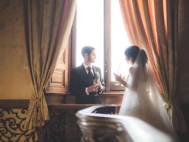 Il matrimonio di Alberto e Virginia a Imbersago, Lecco 99