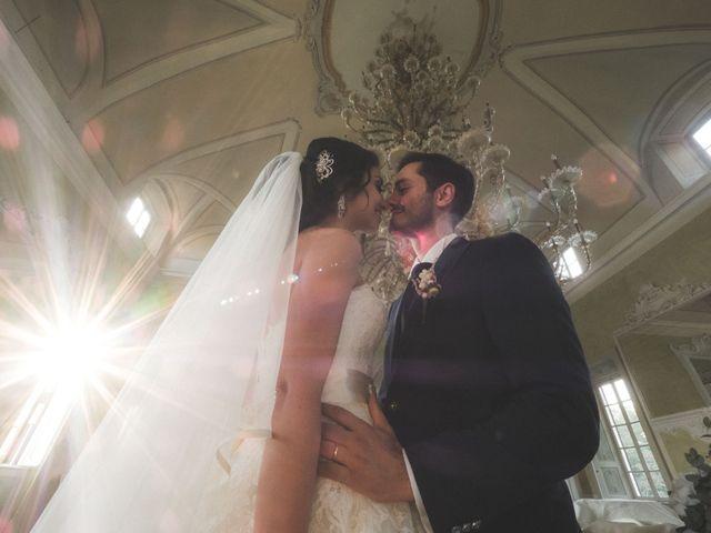 Il matrimonio di Alberto e Virginia a Imbersago, Lecco 104