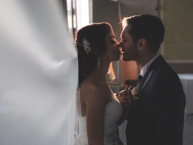 Il matrimonio di Alberto e Virginia a Imbersago, Lecco 105