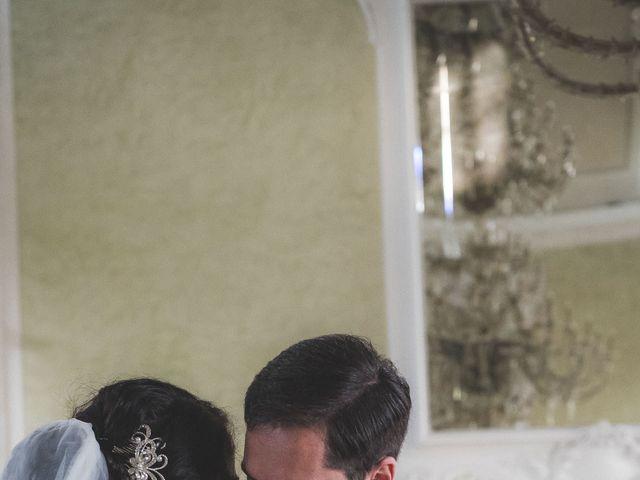 Il matrimonio di Alberto e Virginia a Imbersago, Lecco 107