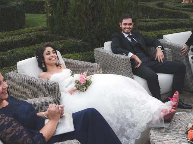 Il matrimonio di Alberto e Virginia a Imbersago, Lecco 112