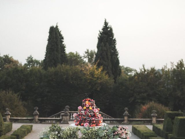 Il matrimonio di Alberto e Virginia a Imbersago, Lecco 113