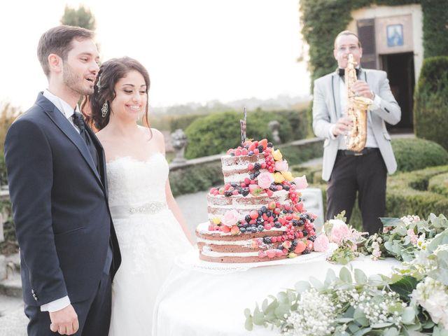 Il matrimonio di Alberto e Virginia a Imbersago, Lecco 116
