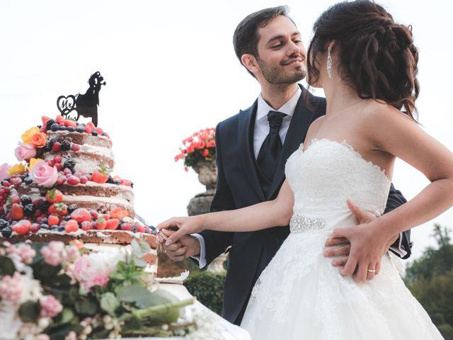 Il matrimonio di Alberto e Virginia a Imbersago, Lecco 117